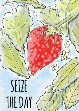 Seize the Day Strawberry