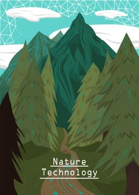 Nature Technology Forest