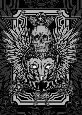 The Leviathan Skull