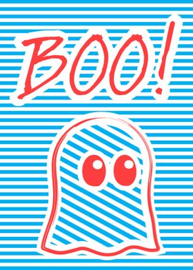 Boo Cute Ghost