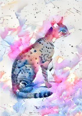 Dainty Leopard Cat