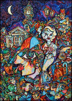 Art of Sherlock Arshansky