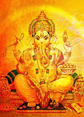 Ganesha Ganapati