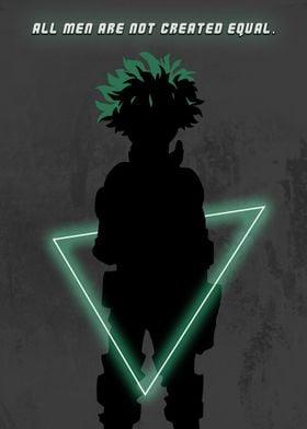 My Hero Academia Deku