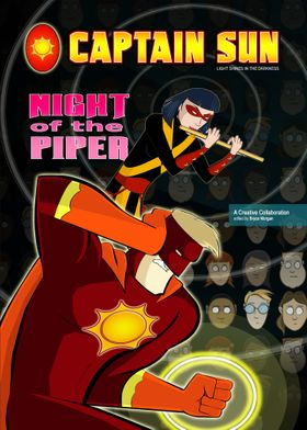 Night of the Piper Cover
