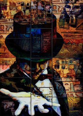 Art of Sherlock Schwartz