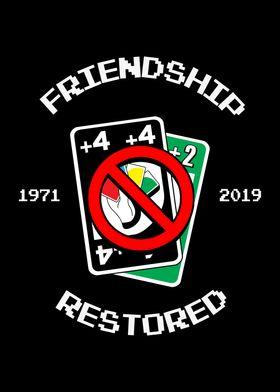 Friendship Restored