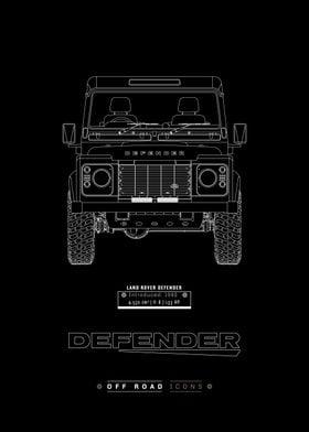 Defender BW
