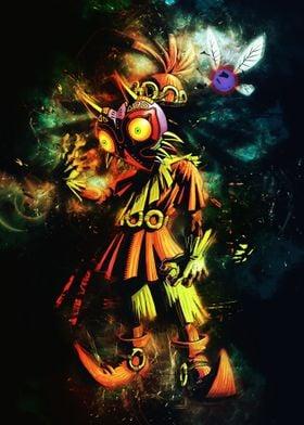 Skull Kid Majoras Mask
