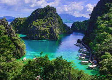 Coron The Philippines