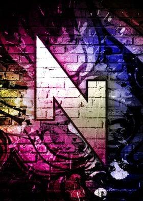 Nepenthez Graffiti Logo