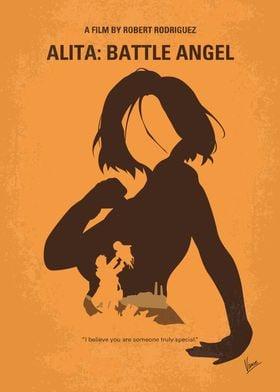 No1063 Alita Battle Angel