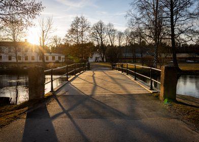 The Bridge to Sunset
