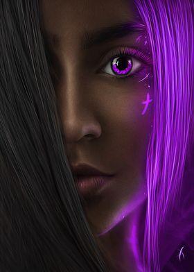 Aurora Violet