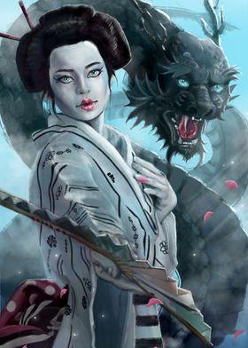 Second Princess Geisha