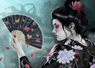Geisha Princess