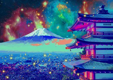 Galaxy Fuji