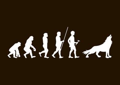 Druid Wolf Evolution