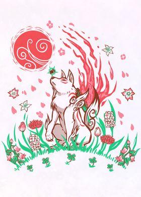 Wolf Blossom Breeze