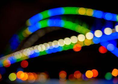 Abstract Harbour Bridge