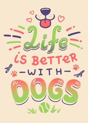 Dogs Life Cute Puppy Love