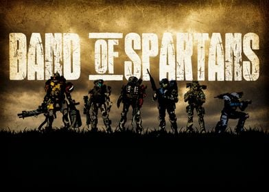 Band of Spartans