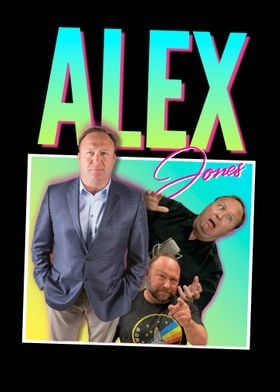 Alex Jones 90s Meme