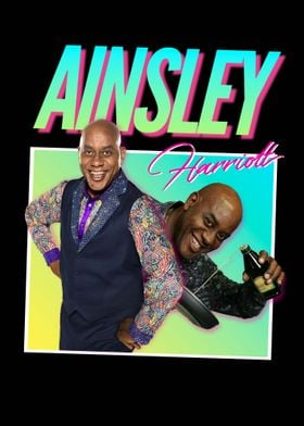 Ainsley Harriott Meme 90s