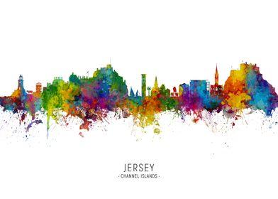 Jersey CI Skyline
