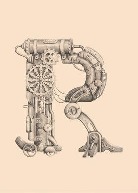 Steampunk R