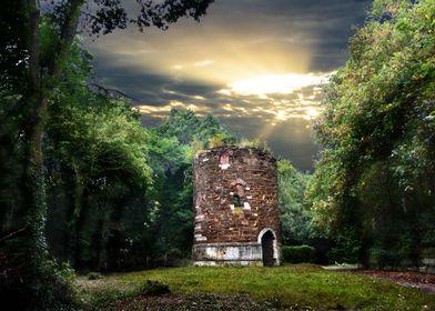 Old mill Betekom