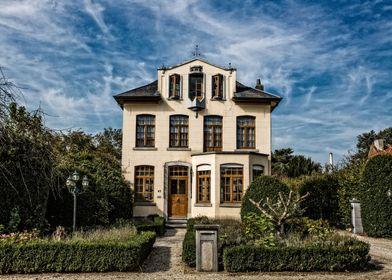 House at Hauwaert