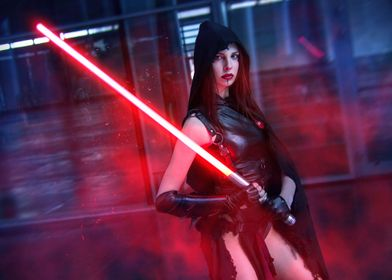 Dark Side is Her Ally