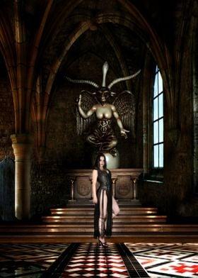 Priestess of Baphomet