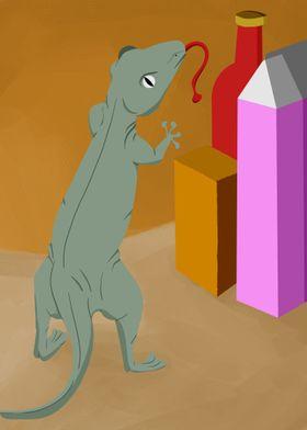 Lizardzilla