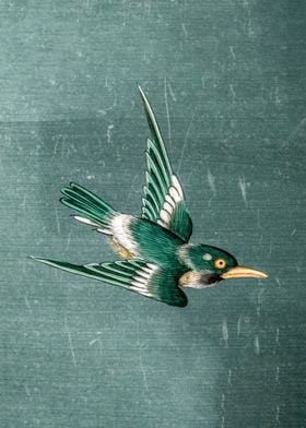 Traditional Chinese Bird