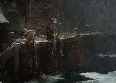 Fishermans boy