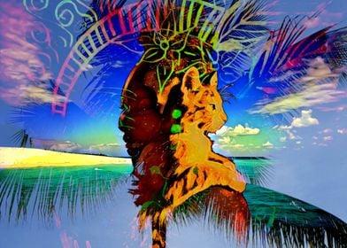 Feline safari