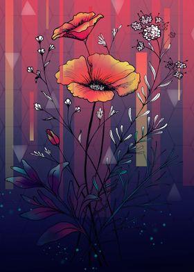 Classic Wild Flowers