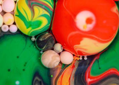 Bubbles Art Edelvais