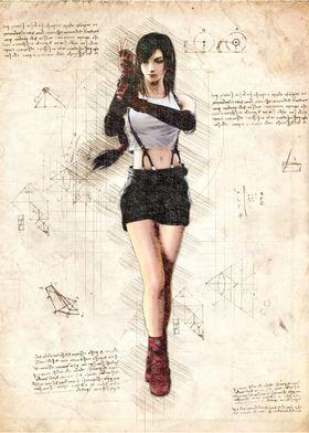 Tifa Lockhart FFVII