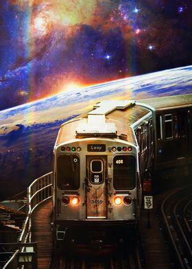 Cosmic Passenger
