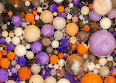 Bubbles Art Cox