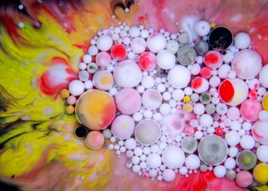 Bubbles Art Nebula