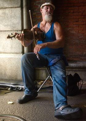 Eddie the Fiddler