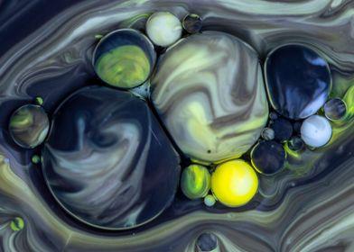 Bubbles Art Fenix