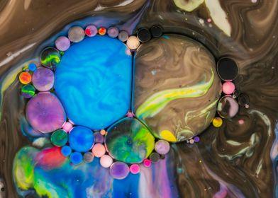 Bubbles Art Asparuh