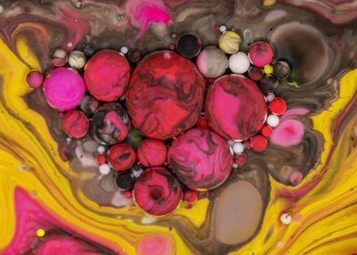Bubbles Art Ely