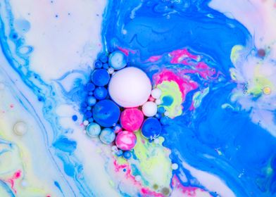 Bubbles Art Freddie