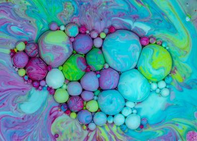 Bubbles Art Thanatos